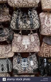 Flea Market Designer Handbags Designer Handbags Stock Photos Designer Handbags Stock