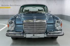 ALL TIME STARS Mercedes-Benz 280 SE 3.5 Coupe (W 111)