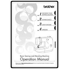 Brother Sewing Machine Lx 3125 Manual