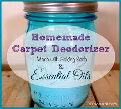 baking soda carpet cleaner deodorizer
