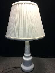 vintage milk glass lamp vintage hobnail milk glass lamp 30456ajpg vintage white milk glass lamp shade
