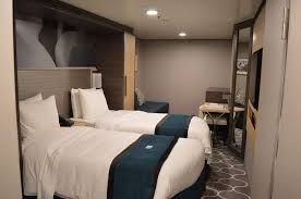 royal caribbean is known for throwing great deals and we were able to score a fantastic for two adjoining interior rooms