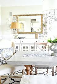 decorating sideboards and buffets