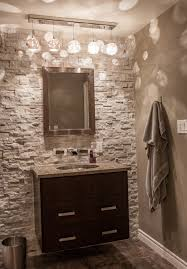 modern guest bathroom design. modern half bath / powder room guest bathroom design