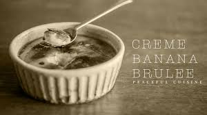 Easy Creme, brulee, recipe
