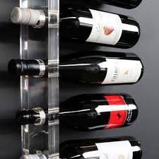 gus modern acrylic wine rack  gr shop canada