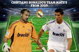 Where Cristiano Ronaldo's team-mates from 2009 Real Madrid debut are now  including Higuain and Liverpool legend Dudek