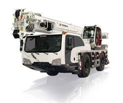 All Terrain Cranes Boom Trucks And Lattice Boom Crawler