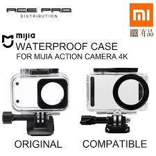 XIAOMI <b>Waterproof Case</b> for <b>Mijia</b> Action Camera 4K | Shopee ...