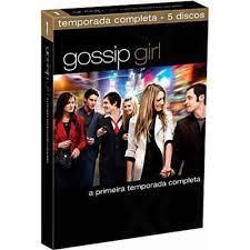 DVD Box - Gossip Girl - 1ª Temporada Completa - 5 Discos - Video Perola