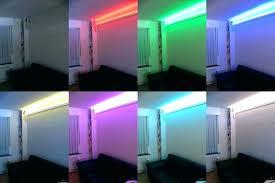 home led lighting strips. Led Light Strips In Room Lighting For Home Living