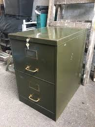 vine industrial roneo 2 drawer deep filling cabinet with keys collection or delivery