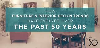 furniture design trends. How Furniture And Interior Design Trends Have Evolved Over The Past 50 Years