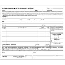 universal bill of lading hazmat forms