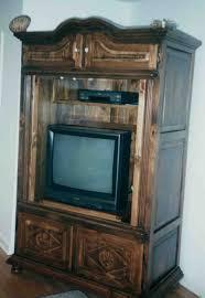 Building TV Armoire Cabinet