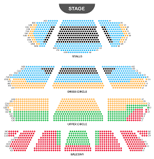 Stage 42 Seating Chart London Coliseum Seating Plan Playing The Nutcracker