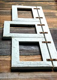 multiple picture frames rustic. Multi Opening Picture Frame White Collage Mixed 3 Rustic  Distressed From On . Multiple Frames