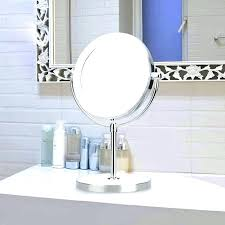 magnifying makeup mirror 20x magnifying mirror medium size of salient makeup mirror at pers mart