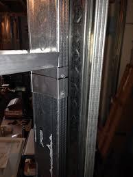 metal framing header detail.  Framing Published November 18 2014 At 750  1000 In Framing The Basement U2013 Steel  Studs In Metal Header Detail I