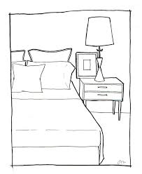 bed drawing easy. Interesting Bed Simple Bed Drawings Easy Beautiful 28 Collection Of Drawing With A