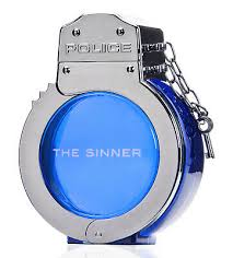 <b>Police The Sinner for</b> Man 100 ml Eau De Toilette, natural spray ...