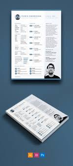 13 Elegant Resume Template Psd Resume Sample Template And Format