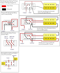 fender jazzmaster wiring diagrams images active guitar wiring wiring fender mustang series also jaguar bass diagram