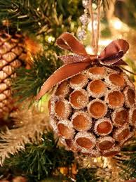 Weihnachtsbaumschmuck Aus Naturmaterialien 20 Ideen Zum