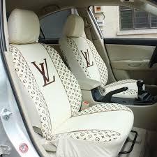 louis vuitton seat cover car