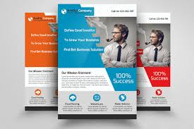Business Flyer Template Free Download Business Flyer Templates Modern Agency Template