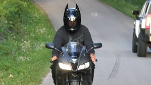 dark knight motorcycle helmet the scout life