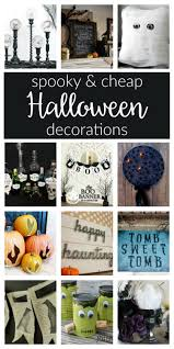 diy halloween decorations home. DIY Halloween Decorations From Cutesy To Spooky! Save These Easy And Cheap Homemade Ideas Anyone Can Make For Party Decor, Home Decor More! Diy