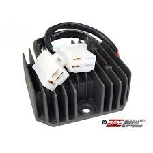 260cc 300cc lh170mm lh173mn yp250 vog yamaha linhai regulator rectifier voltage regulator 5 wire 2 plug linhai vog 250 260 300 water cooled lh170mm