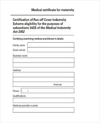 Free Medical Certificate Templates 33 Free Word Pdf