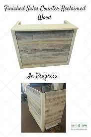 white reception desk white front desk reception desks reclaimed wood s counter made