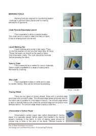 Type of measuring tools Different Types 12 Slideshare Dressmaking Learning Module K12
