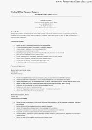 Office Manager Resume Sample Delectable Office Manager Resumes Free Medical Fice Manager Resume Examples