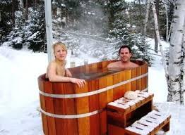 soaker tub for two cedar 2 person deep hot menards