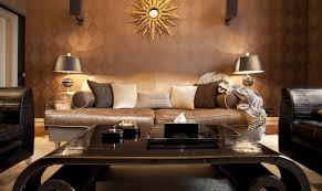 Art Deco Living Room Interior Design Interior Design - Livingroom deco