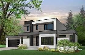 modern home designs and floor plans. essex modern cubic house plan, master suite, 4 bedrooms, open floor home designs and plans