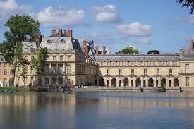 fonteblau - Замок Фонтенбло - Что посмотреть вокруг Парижа, окрестности Парижа - замки, детские парки, Парижский Диснейленд. Варианты для дневной поездки из Парижа. Путеводитель по Парижу