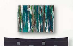 shoa gallery canvas print on large wall art teal with extra large wall art oversize blue abstract canvas print shoa gallery