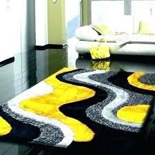 grey yellow bathroom rugs gray rug bath and area chevron accessories