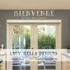 french wall art decor french wall art home decal welcome sign french decor plate kitchen wall french wall art