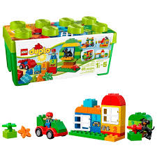 LEGO DUPLO All-in-One-Box-of-Fun 10572 Best toys for 2-year-olds: Here are fun gifts toddlers