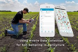 Using The Mobile Data Collection App For Soil Sampling Gis