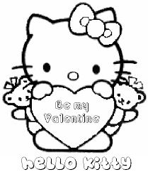 Small Picture valentines coloring pages for kids Free Valentines Day