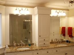 bathroom vanity mirror ideas modest classy:  interesting bathroom vanity mirror ideas marvelous ideas bathroom and light
