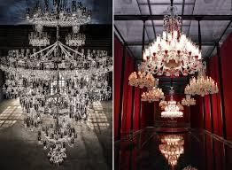 baccarat s largest chandelier celebrates its 250th anniversary