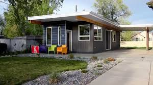 Cargo Box Homes Shipping Container Home Sarah House Utah Youtube